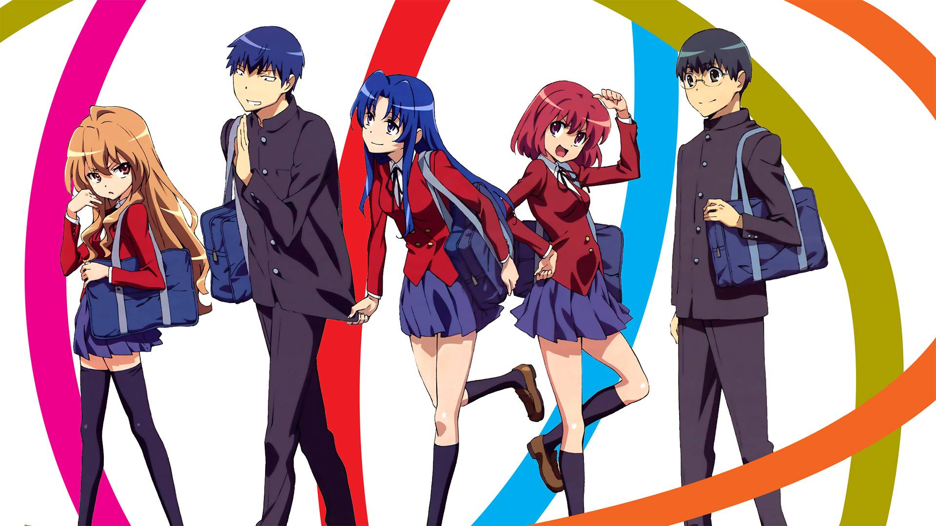 01toradora immagine - Parliamo del Giappone: l'affascinante universo delle uniformi scolastiche