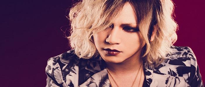 Le fattezze androgine di Ruki, cantante dei the GazettE